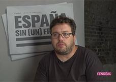 Isidro López. Entrevista con motivo del Congreso: «España sin (un) franco»
