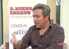 Alberto Ruiz de Samaniego. Entrevista sobre 'Cuando no quede sitio en el infierno'