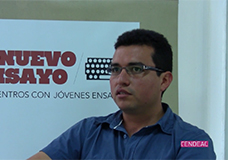 Carlos Ramírez Vuelvas. Entrevista sobre 'Mexican Drugs'