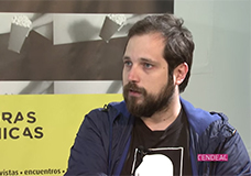 Carlos Vermut. Entrevista sobre 'Diamond Flash'