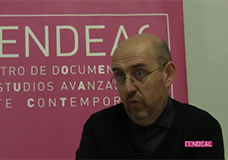 Fernando Castro Flórez. Entrevista sobre 'Un palo'