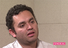 Jorge Caballero. Entrevista sobre 'Bagatela' y 'Nacer. Diario de maternidad'