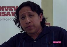 Luis Martínez Andrade. Entrevista sobre 'Mexican drugs'