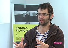 Nicolás Rincón Gille. Entrevista sobre 'En lo escondido'