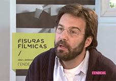 Sergio Oksman. Entrevista sobre 'La esteticién'
